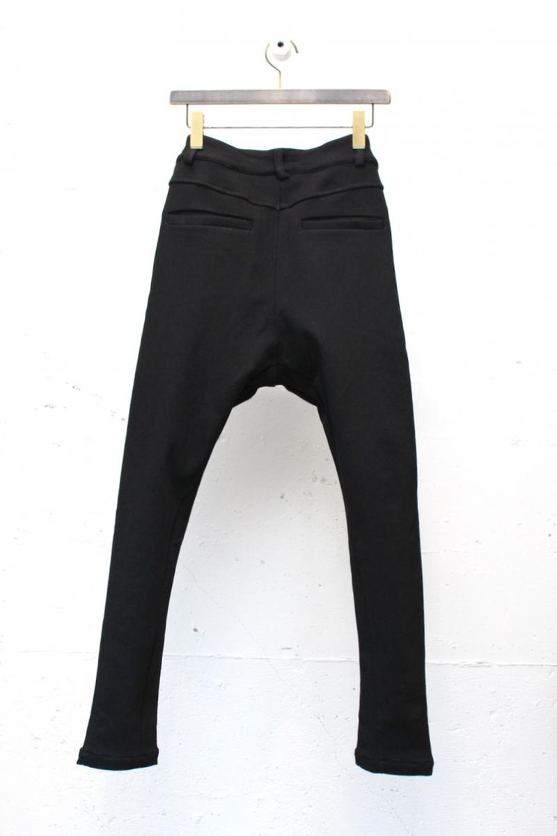 f18m pa11 mens woven straight cut slim pants heat tech black 2018aw